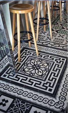 Die 373 besten bilder von cementtiles by southern tiles fliesen badezimmer und bad inspiration - Zementfliesen koln ...