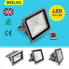 Durable. Home Decor Aluminum 50 Led Flood Light Waterproof Outdoor Garden Landscape Lamp 220v 50w For Plaques Signs Billboard Waterproof Home & Garden