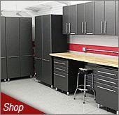 Garage Cabinets Grey NewAge Products 6 Pc Professional Series Metal Garage  Storage Cabinets Professionally Engineered Garage