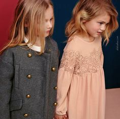 ALALOSHA: VOGUE ENFANTS: NEW Season FW'17: The First Day of Class with Chloé