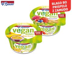 BAUER Jogurt Bauer Vegan (150g) 0,99€
