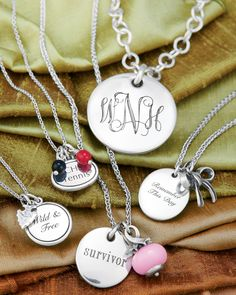 Engraving adds a personal touch. #JamesAvery