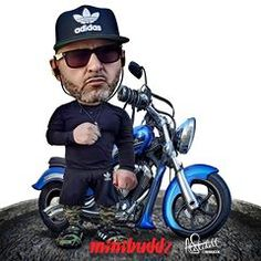 MiniBuddz (@minibuddz) • Instagram photos and videos Bike Art, Bobble Head, Photo And Video, Videos, Photos, Instagram, Pictures, Bicycle Art, Cycling Art