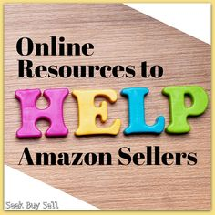 Selling on Amazon FBA - Fantastic Online Resources That'll Make Life Easier #AmazonFBA