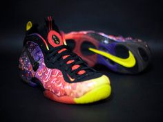 "Nike Air Foamposite Pro ""Asteroid"""
