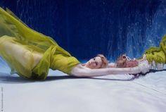 Howard Schatz – Underwater