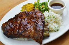 Rack-a-Bye Baby Back Ribs - Bigby's Café and Restaurant Cagayan de Oro