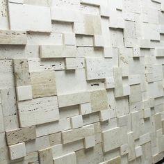 Stone Glass Mosaic Tile Pattern Washroom Wall Marble Tile