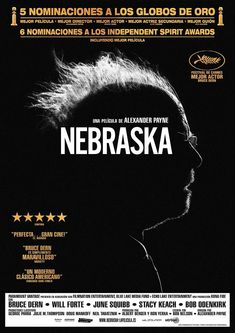 Director: Alexander Payne. Actores: Bruce Dern, Will Forte, June Squibb. Género: Comedia, Drama. País: EE.UU. Críticas en Sensacine y en 20 medios (Cinemanía, USA Today, Wall Street Journal, El Periódico, Fotogramas, New York Times, Variety, Village Voice, Vulture, Imágenes de Actualidad, Imágenes de Actualidad, Metrópoli, RockDeLux, Slant Magazine, The Guardian, The Hollywood Reporter, Time, Out London, El País, Film Comment y The A.V. Club).