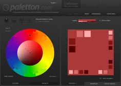 Not good with choosing the most crafty and attractive color palette for your website? That's where tools like Palletton come in, letting you know which color combinations work for the best. Color Scheme Generator, Your Design, Web Design, Design Color, Design Blogs, Web Colors, Colours, Photoshop, Good Day Song