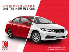 """Exchange your old used car at Krishna Cars and get a new used car with us by precise quality check up. We offer best cars fully checked up by experts at affordable prices. So sell any old used car and get a new used car of any brand."""" #UsedCarsinAhmedabad #BuyCertifiedUsedCarsinAhmedabad #UsedCarsAhmedabad #usedcarsDealersinAhmedabad W:https://krishnacar.nowfloats.com/ M:9825030605"""