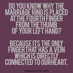 marriage... Love this:)