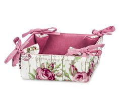 Košík na pečivo Ruža   modino.sk #modino_sk #modino_style #style #home #domov Diaper Bag, Bags, Fashion, Handbags, Moda, Fashion Styles, Diaper Bags, Totes, Mothers Bag