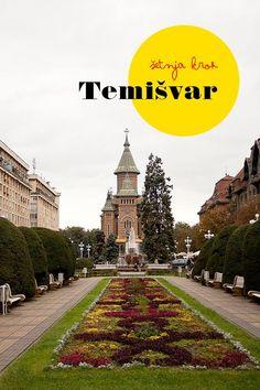 Kratka šetnja kroz Temišvar   http://mezze.rs/novembar-2013/ Str. 55-69.
