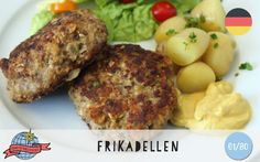 Frikadellen | Germany | Around the World in 80 Days | Moomookachoo