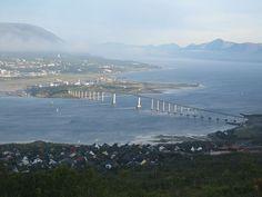 Sandnessund bridge [1974 - Tromsøya, Troms, Norway]