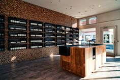 Image 7 of 15 from gallery of Aesop Georgetown / Tacklebox Architecture. Photograph by Aesop Retail Interior Design, Bar Interior, Interior Design Studio, Interior Walls, Aesop Store, Office Table Design, Commercial, Smoke Shops, Retail Design
