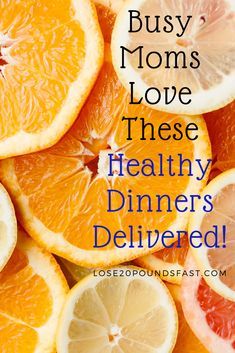 dinner delivered when you want a healthy meal fast and don't have time to cook. Lose 20 Pounds Fast, Diet Plans To Lose Weight Fast, Good Healthy Recipes, Healthy Options, Dinner Delivery Service, Training Motivation, Fitness Motivation, Food Meaning, Fat Burning Soup