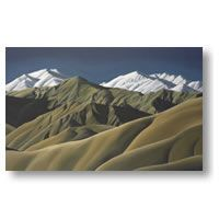 Sculpted Land - Lindis Pass -lg by Sculpted Land - Lindis Pass -lg Lampshades, Wall Decals, Sculpting, Fine Art Prints, Walls, Home, Lamp Shades, Sculpture, Art Prints