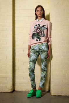 Emma Cook RTW Spring 2014 [Photo by Courtesy]