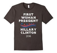 Men's First Woman President Hillary Clinton 2016 Politics... https://www.amazon.com/dp/B01LGLCF7M/ref=cm_sw_r_pi_dp_x_Oei7xbZ9X1YGM