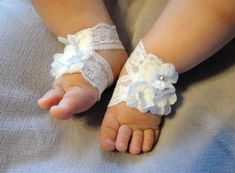 pinterest baby barefoots - Buscar con Google