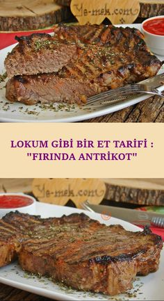 Pasta, Turkish Recipes, Kefir, Family Meals, Mac And Cheese, Steak, Food And Drink, Dinner, Cooking