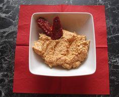 Rezept Feta - getrocknete Tomaten - Dip von stella0509 - Rezept der Kategorie Saucen/Dips/Brotaufstriche
