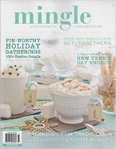 Mingle Magazine Autumn 2014