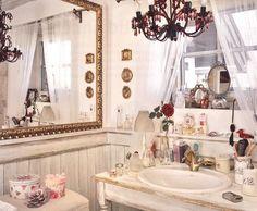 Bagno  stile  provenzale / Bathroom
