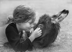 Nanouk Weijnen, beeldend kunstenaar: 3 foto's tonen aan dat mijn dierenliefde erfelijk ...