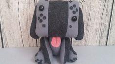Nintendo Switch Plush Dog