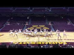 DanceFullOutMN - University of Minnesota Dance Team Jazz 2016 - YouTube
