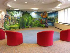 Farmington, CT Public Library Children's Room