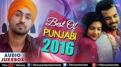 Best Of PUNJABI 2016 | Non Stop Super Hit Songs | JUKEBOX | New Punjabi ...