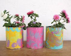 Going Green: 25 Garden Crafts for Kids from @AllFreeKidsCrafts