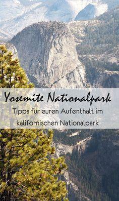 Der Yosemite Nationalpark ist einer der schönsten Nationalpars im Westen Amerikas. Lest mehr über die besten Aussichtspunkte im kalifornischen Yosemite. #yosemite #kalifornien #yosemitenp #yosemitenationalpark #elcapitan