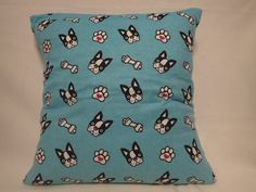 Decorative Pillow Cover Throw pillow Cover by DoodlebugsTreasures