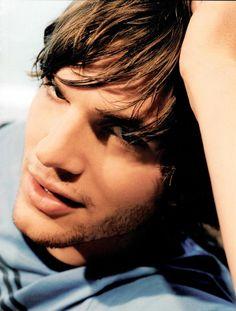 "Ashton Kutcher....so @Shelby Coury won't unfollow my ""Fantastic People"" board lol"