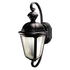 Heath Zenith 19-in Oil Rubbed Bronze Motion Activated Outdoor Wall Light $67 lowes