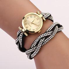 102de9436c0 C D Diamonade Korean Cashmere Watch(Black)