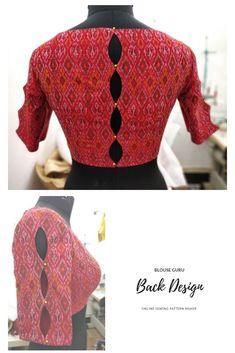 Sambal Pur silk - #blousedesigns #blousedesignsEmbroidery #blousedesignsEthnic #blousedesignsSari