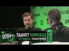 Founder Stories with Taavet Hinrikus (Transferwise)