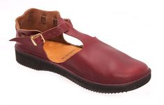 Aurora Shoe Company, hand made shoes, made entirely in USA.  Want!  West Indian, Burgundy