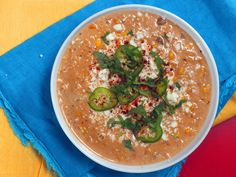 Of course, who doesn't? This vibrant and creamy summer soup hits all the crave-worthy flavor notes of the classic Mexican street corn, but Frozen Corn Recipes, Fresh Corn Recipes, Creamed Corn Recipes, Corn Salad Recipes, Jalapeno Recipes, Corn Salads, Korma, Biryani, Grilled Corn Salad