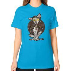 Spookums Unisex T-Shirt (on woman)