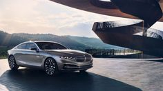 This Is The BMW Pininfarina Gran Lusso Coupé