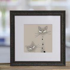 Lemon & Meringue - £40 framed print from Sophie Morrell