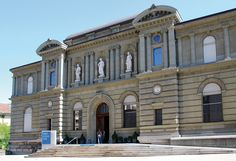 Top 20 things to do in Bern: Museum of Fine Arts