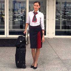 Transaero Stewardess @topstewardess